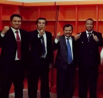 KETUA PA BALIGE (Drs. H. Mohd. Ridhwan Ismail) Dapat Gelar Magister Ilmu Hukum (MH) Di UNIVERSITAS PEMBANGUNAN PANA BUDI MEDAN