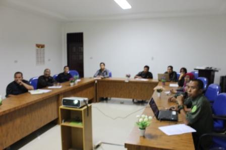 Sosialisasi dan Pelatihan SIPP versi 3.2.0 di Pengadilan Agama Balige