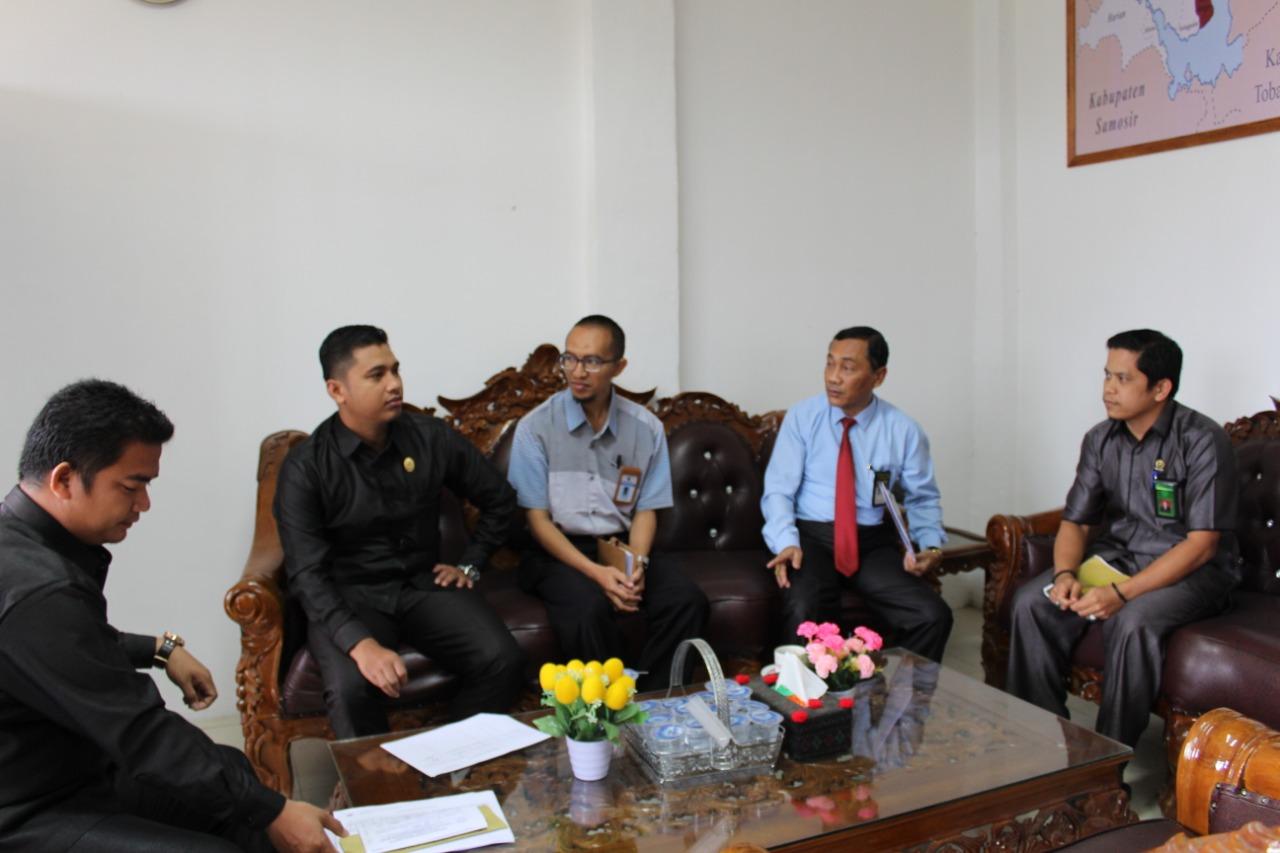 Monev Triwulan III KPPN Balige di PA. Balige